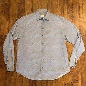 Armani collezioni men's button up size large